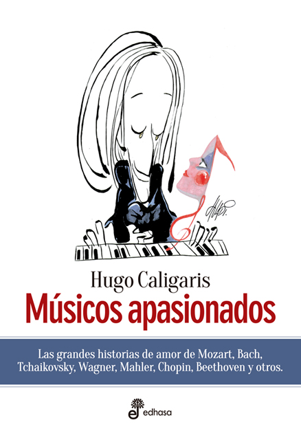 Músicos apasionados - Caligaris Hugo