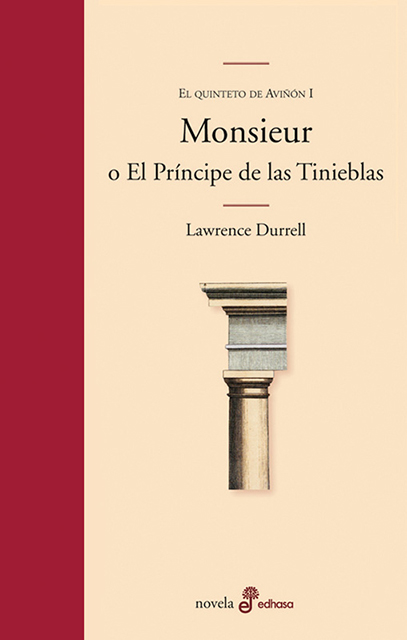 Monsieur - Durrell Lawrence