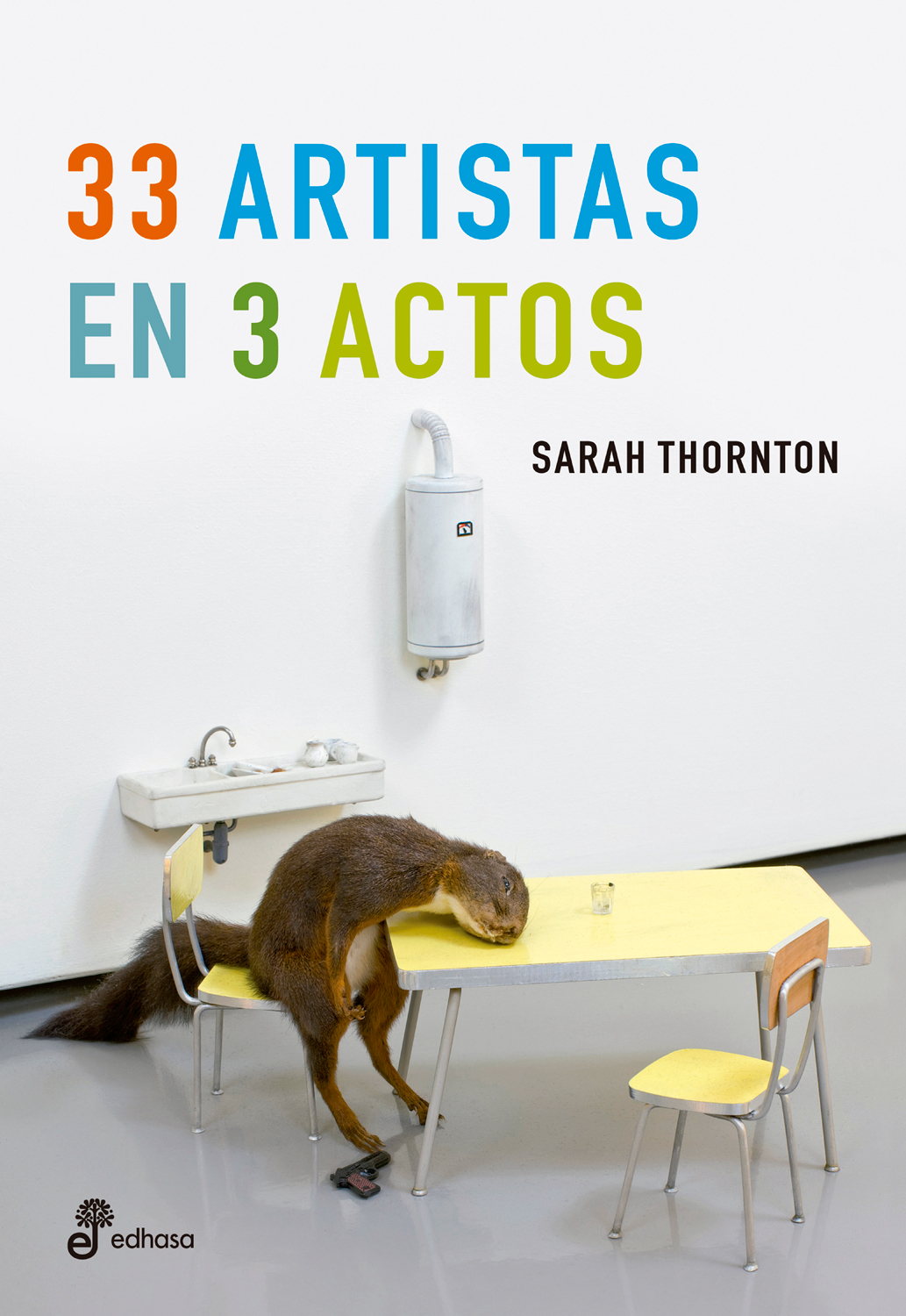 33 artistas en 3 actos  - Thornton Sarah
