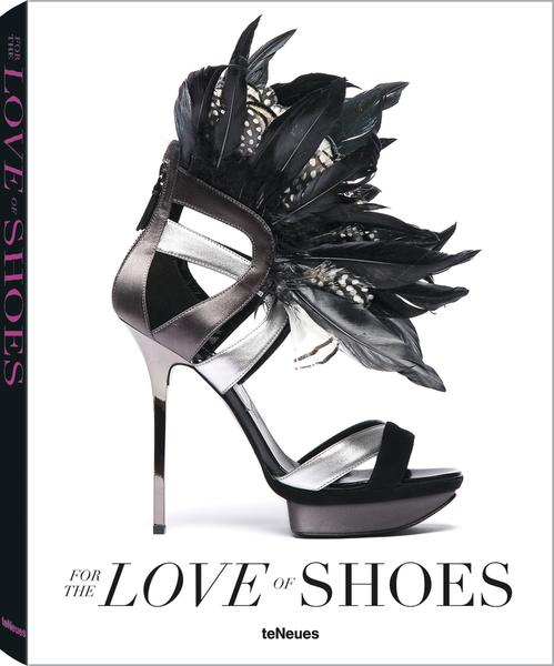 For the Love of Shoes - Farameh Patrice