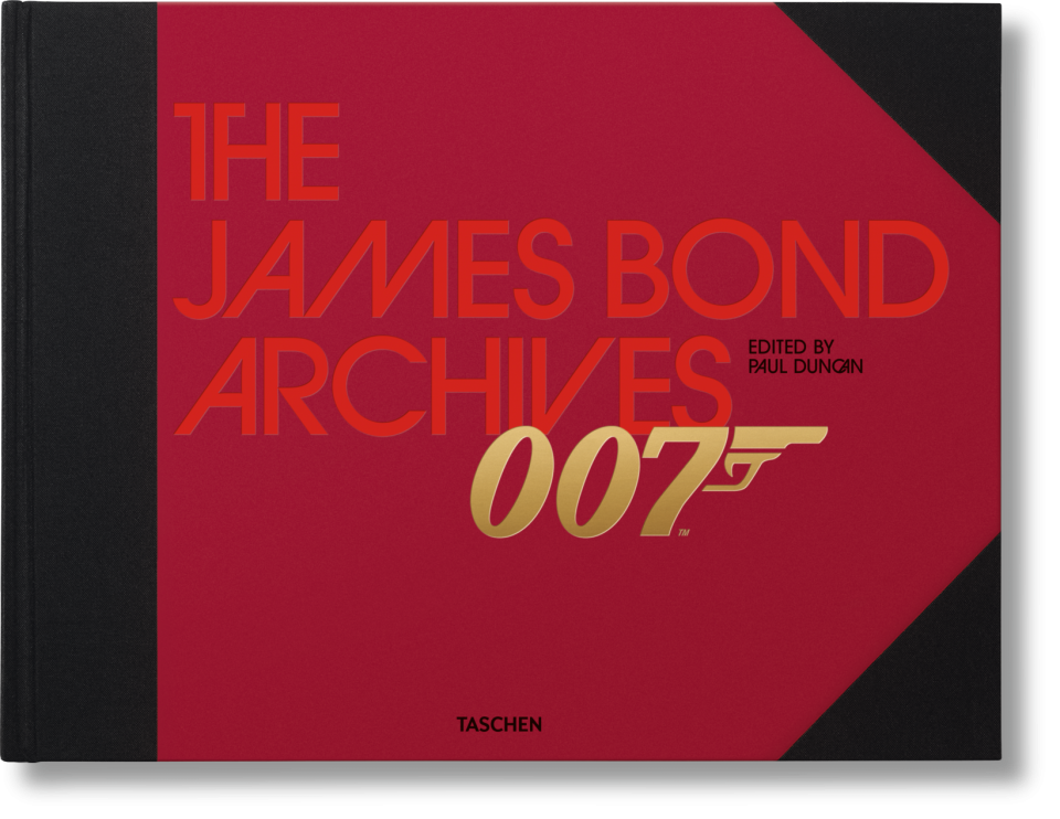 Los Archivos de James Bond - Duncan Paul