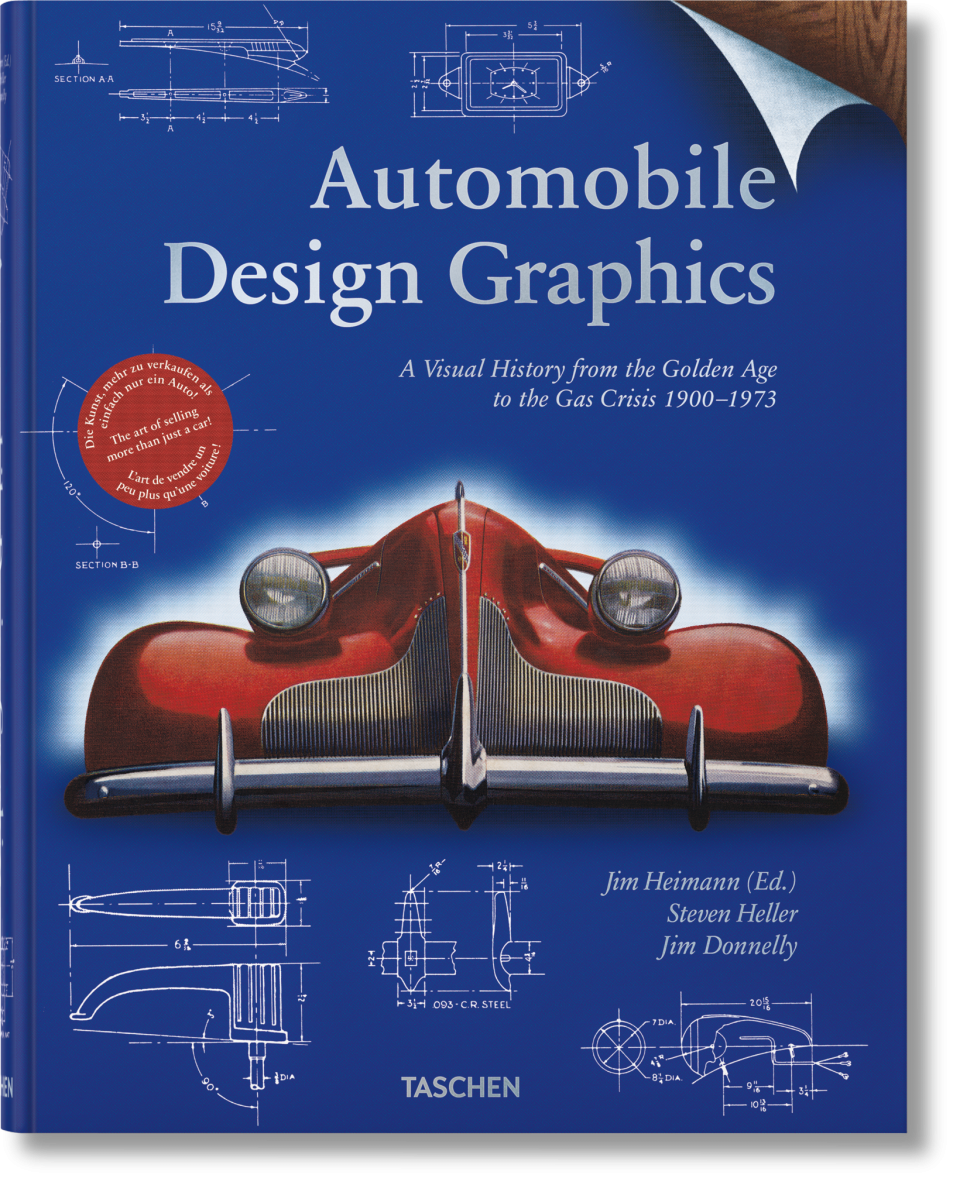 Automobile Design Graphics - Heimann Jim