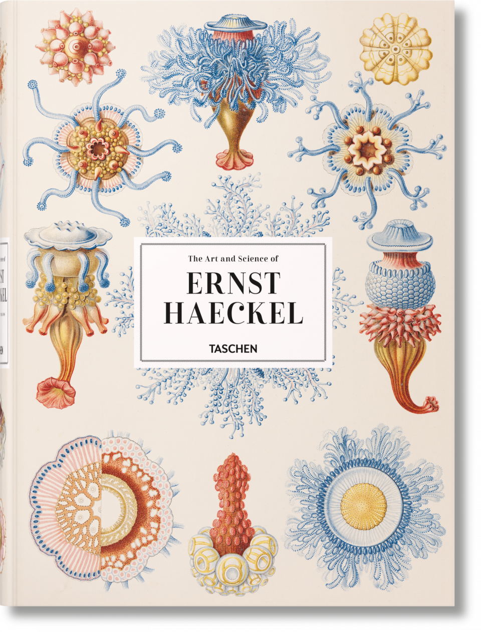 The Art and Science of Ernst Haeckel - Haeckel Ernst