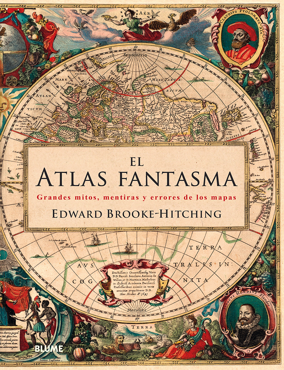 El atlas fantasma - Brooke-Hitching Edward