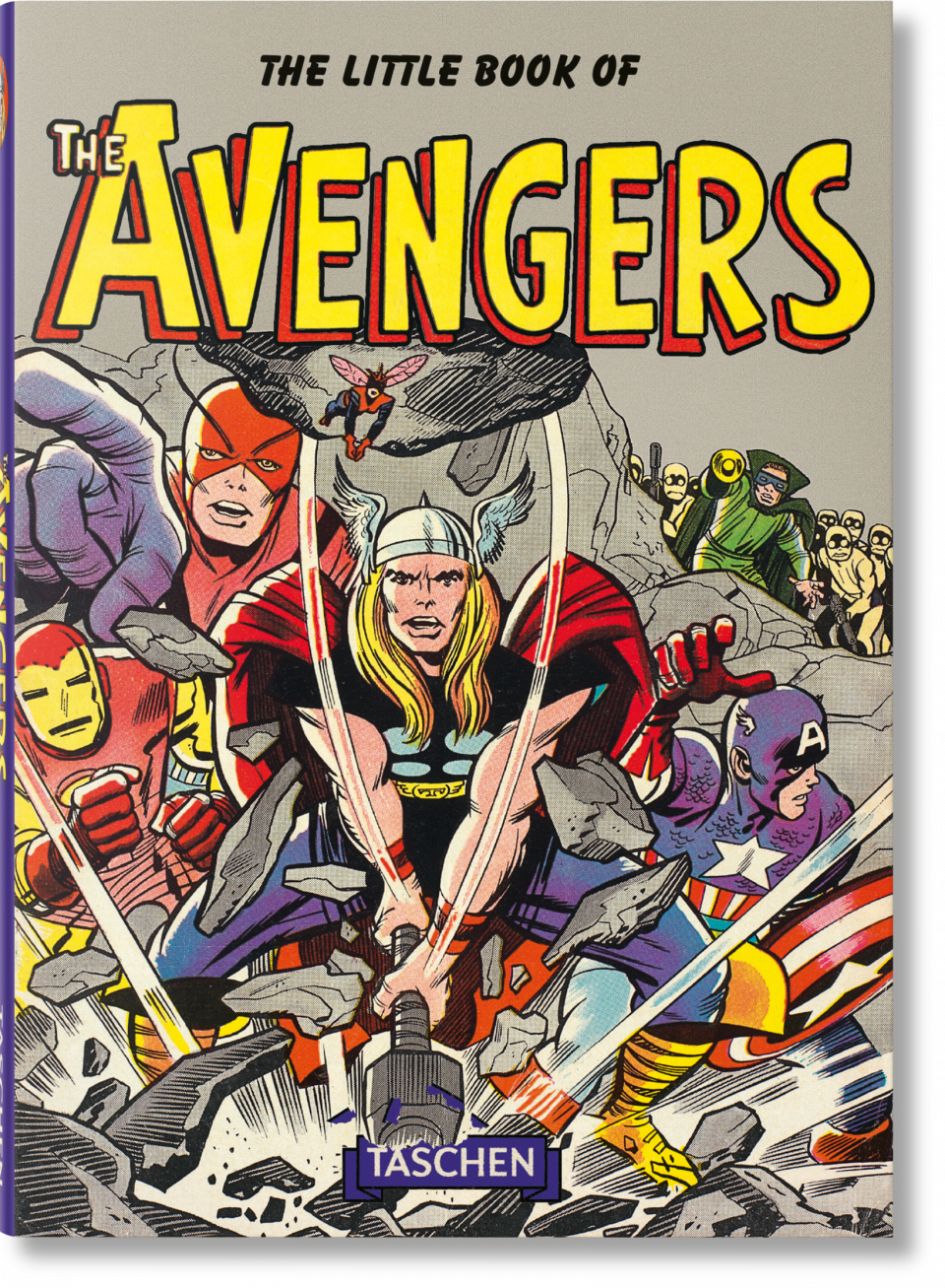 The Little Book of Avengers - Thomas Roy