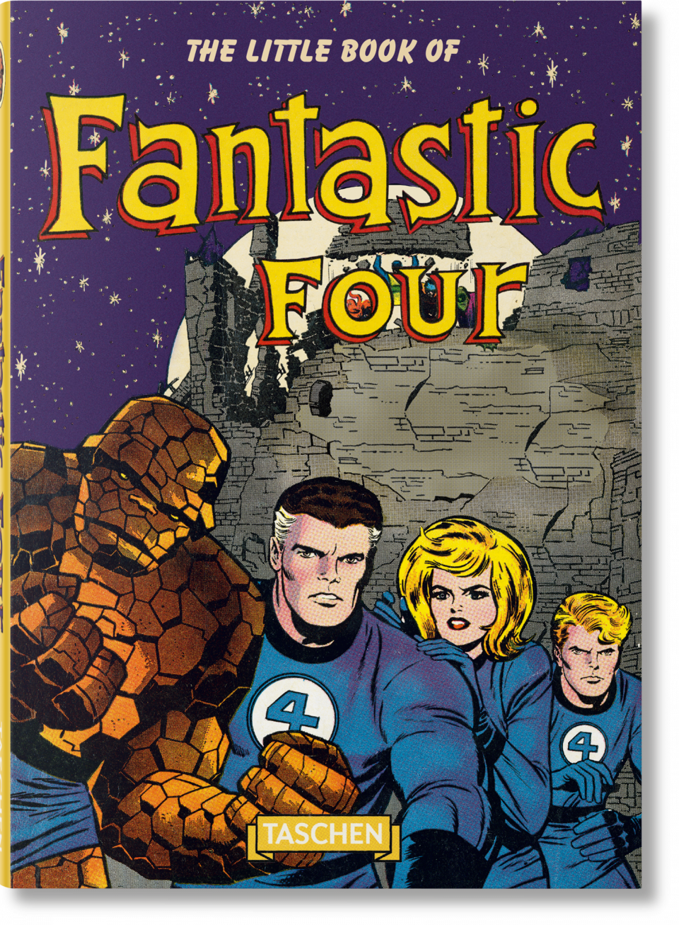 The Little Book of Fantastic Four - Thomas Roy