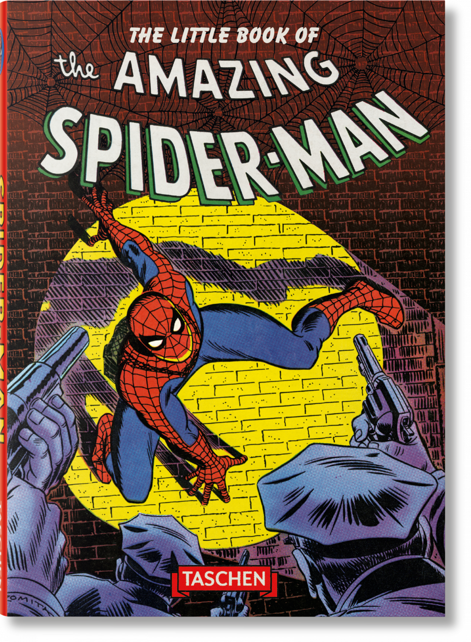 The Little Book of Spider-Man - Thomas Roy