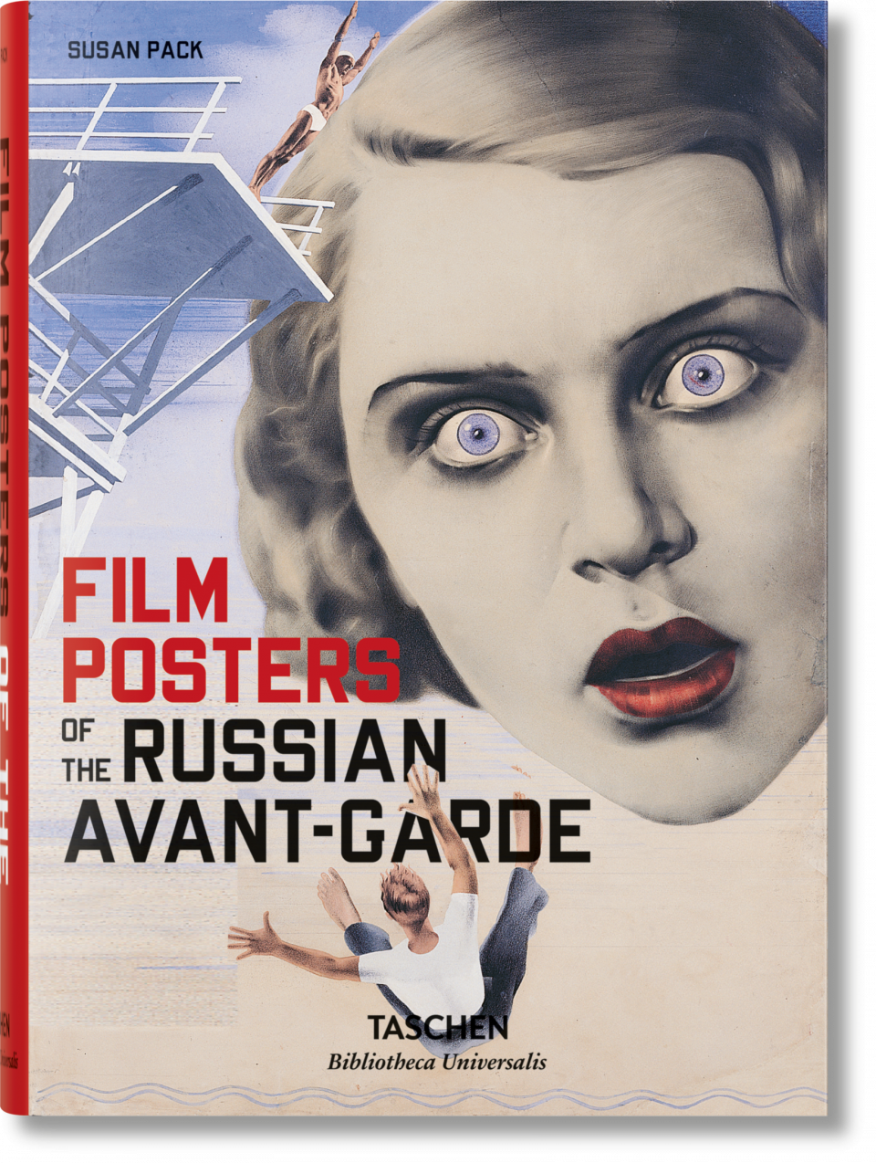 Film Posters of the Russian Avant-Garde - Pack Susan