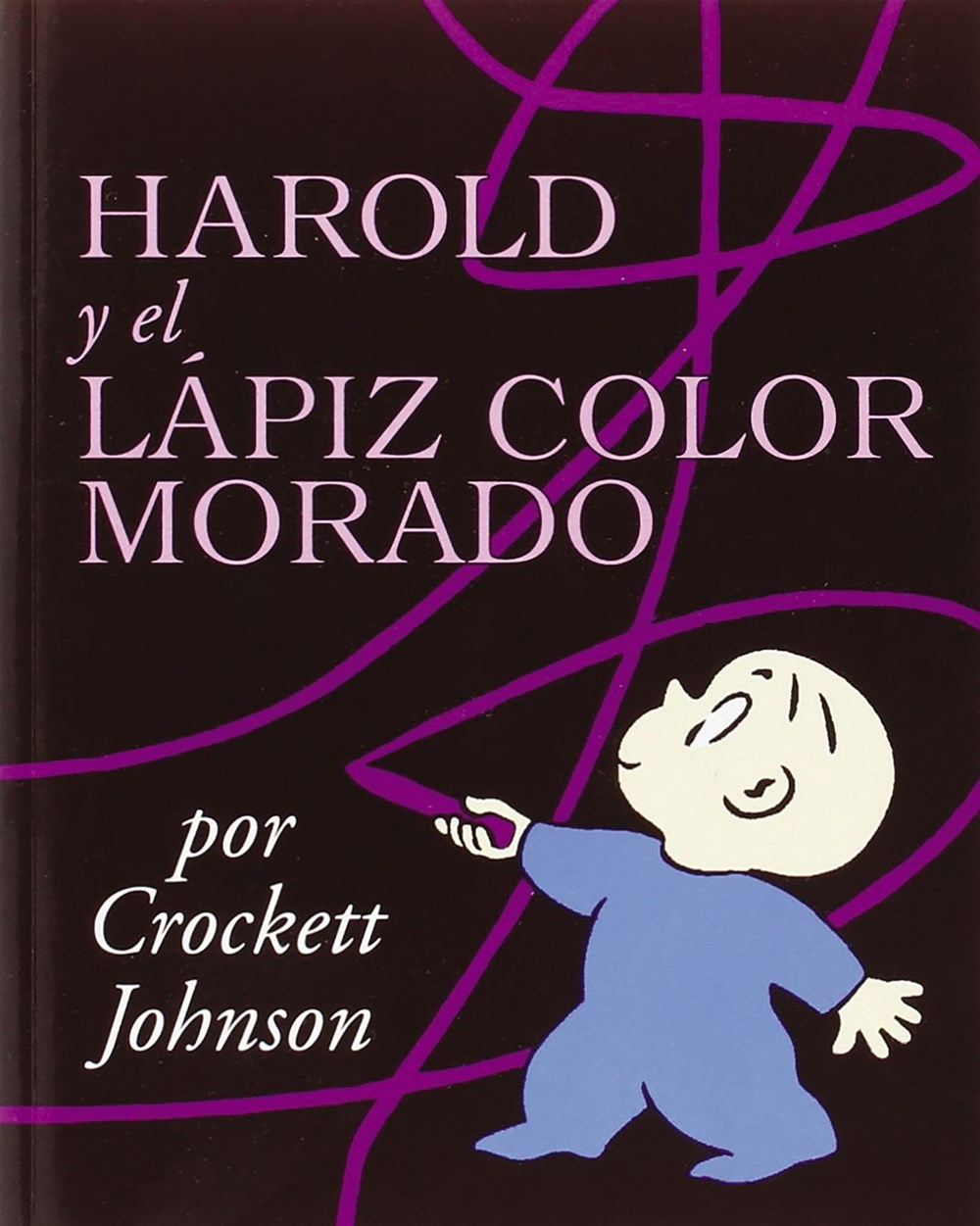 Harold y el lápiz color morado - Johnson Crockett