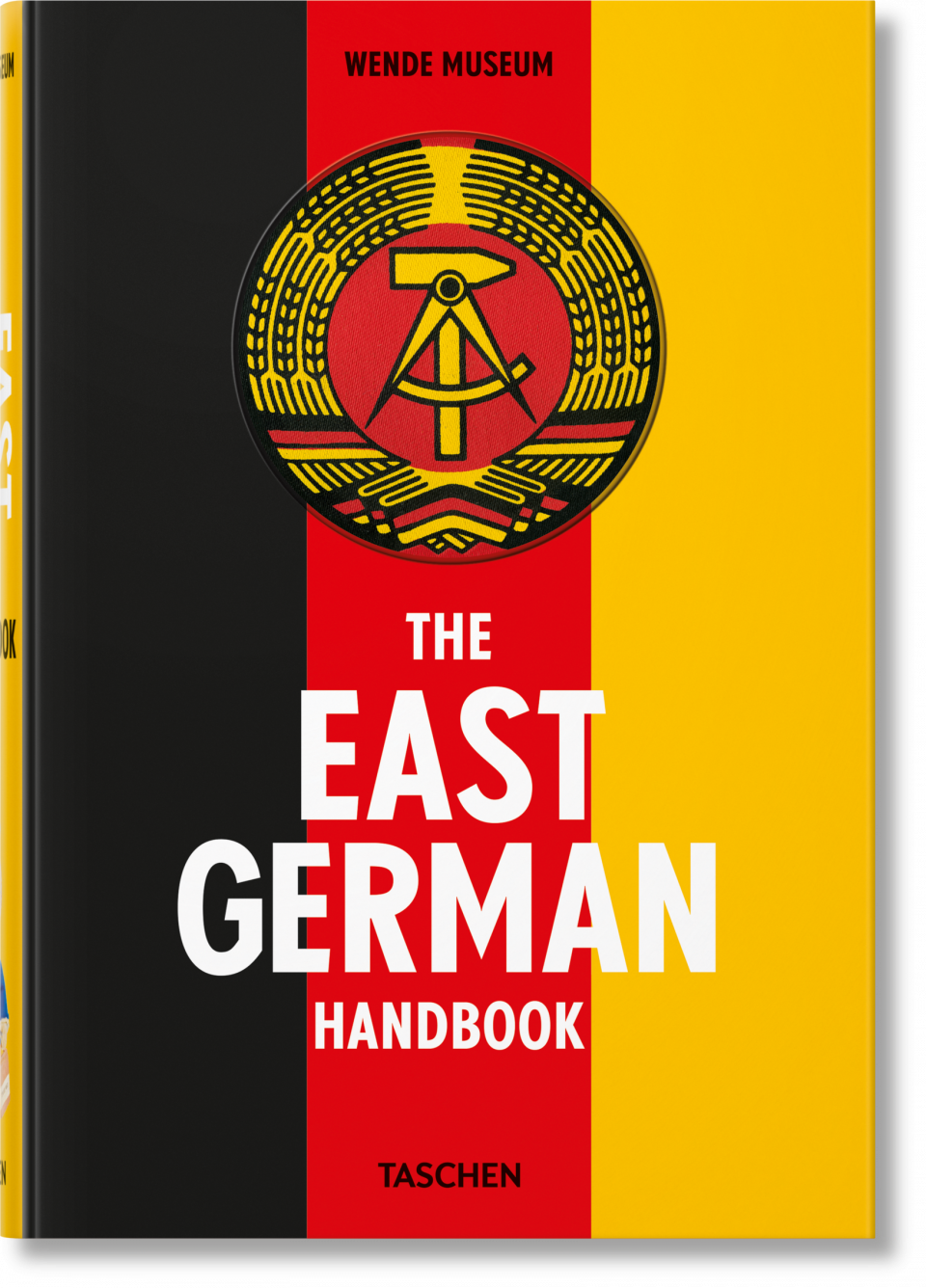 The East German Handbook - Jampol Justinian