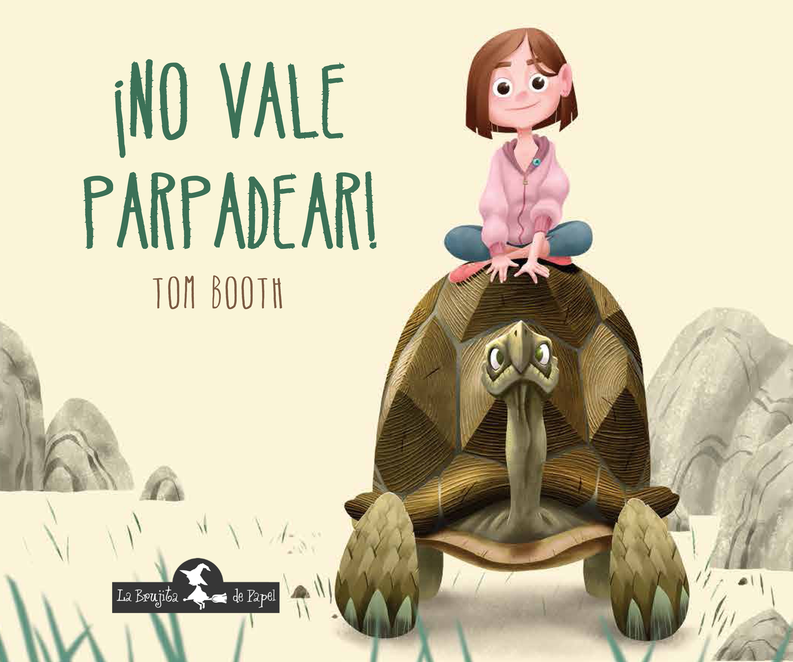 ¡No vale parpadear! - Booth Tom