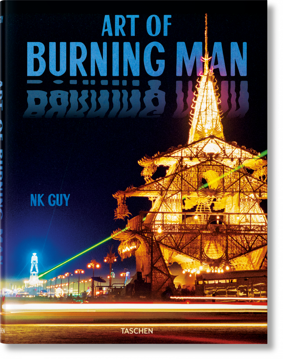 Burning Man - Guy NK