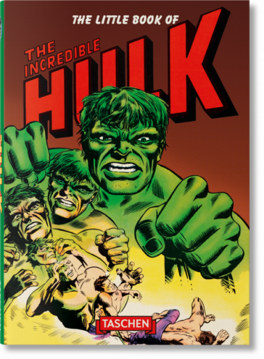 The Little Book of Hulk - Thomas Roy
