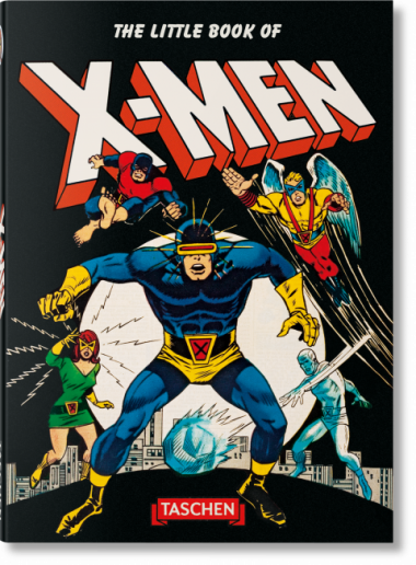 The Little Book of X-Men - Thomas Roy