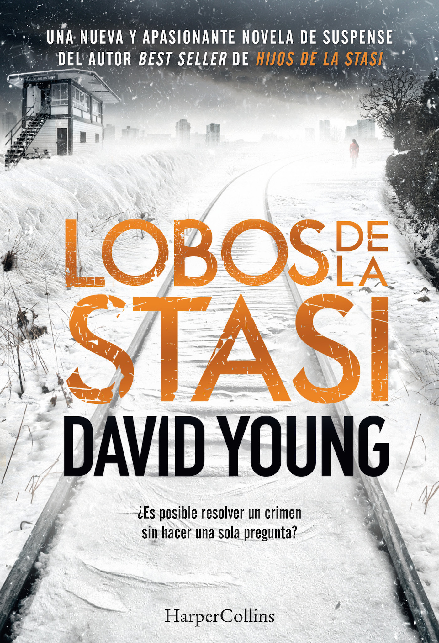 Lobos de la Stasi - Young David