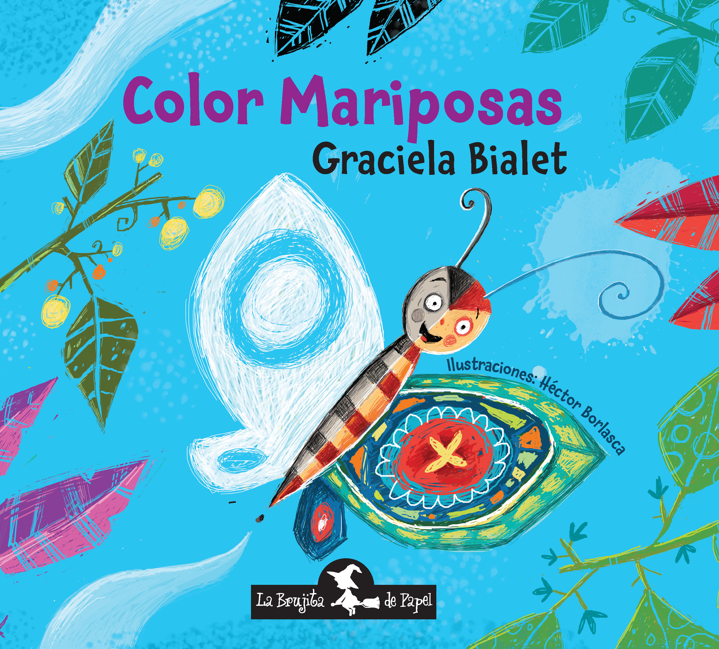 Color mariposas - Bialet Graciela
