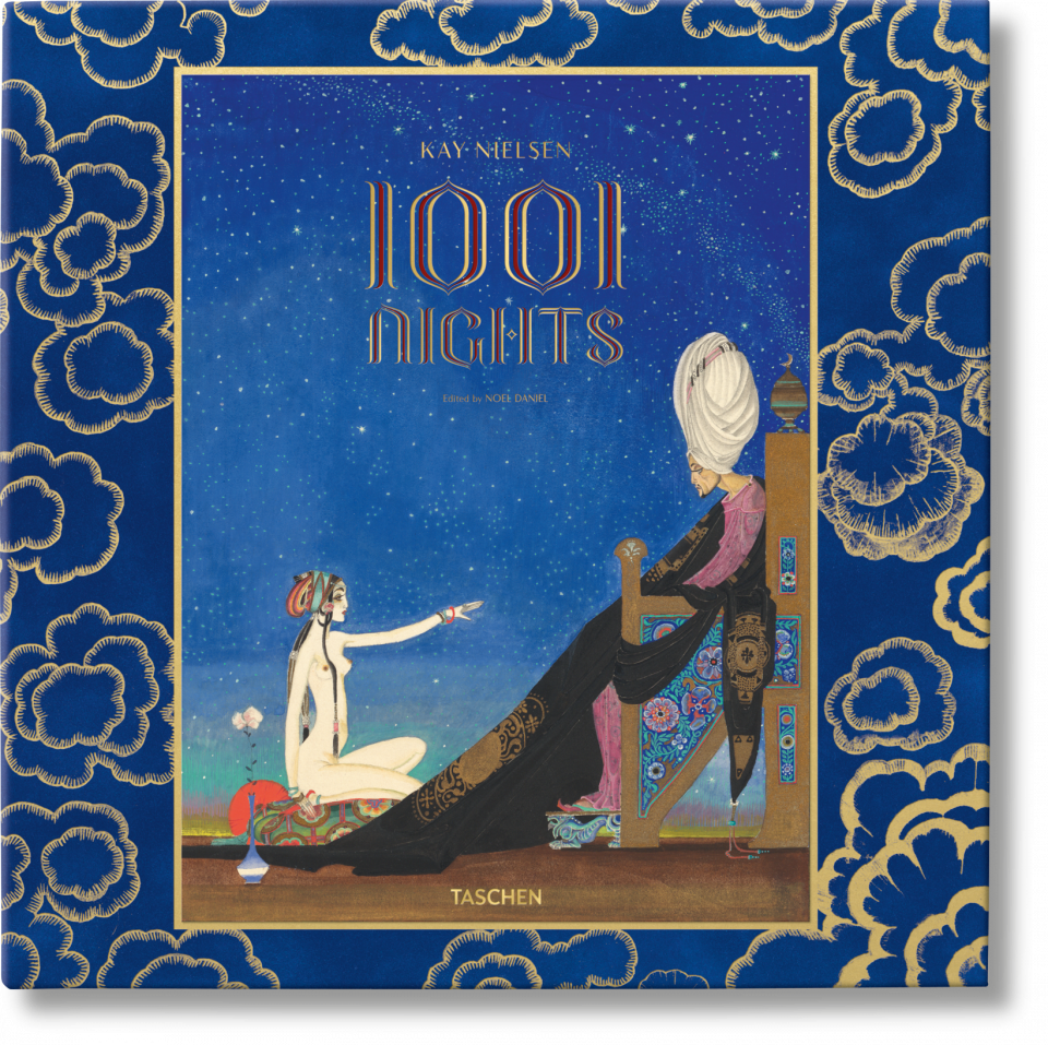 Kay Nielsen's A Thousand and One Nights - Daniel Noel