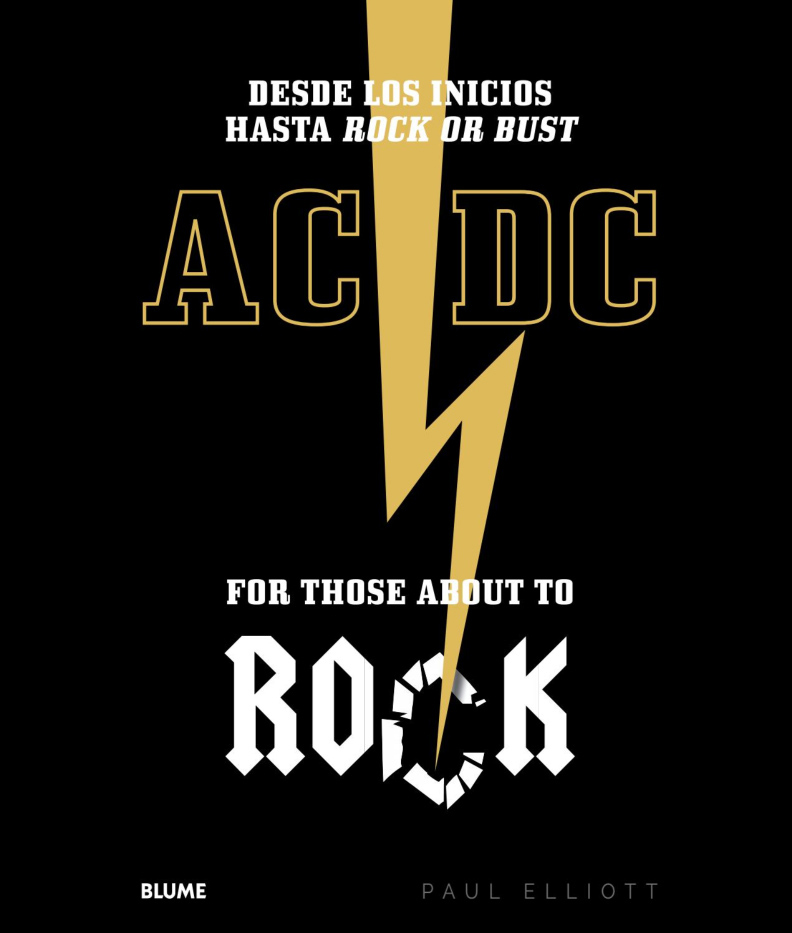 AC/DC. For those about to rock - Eliot Paul