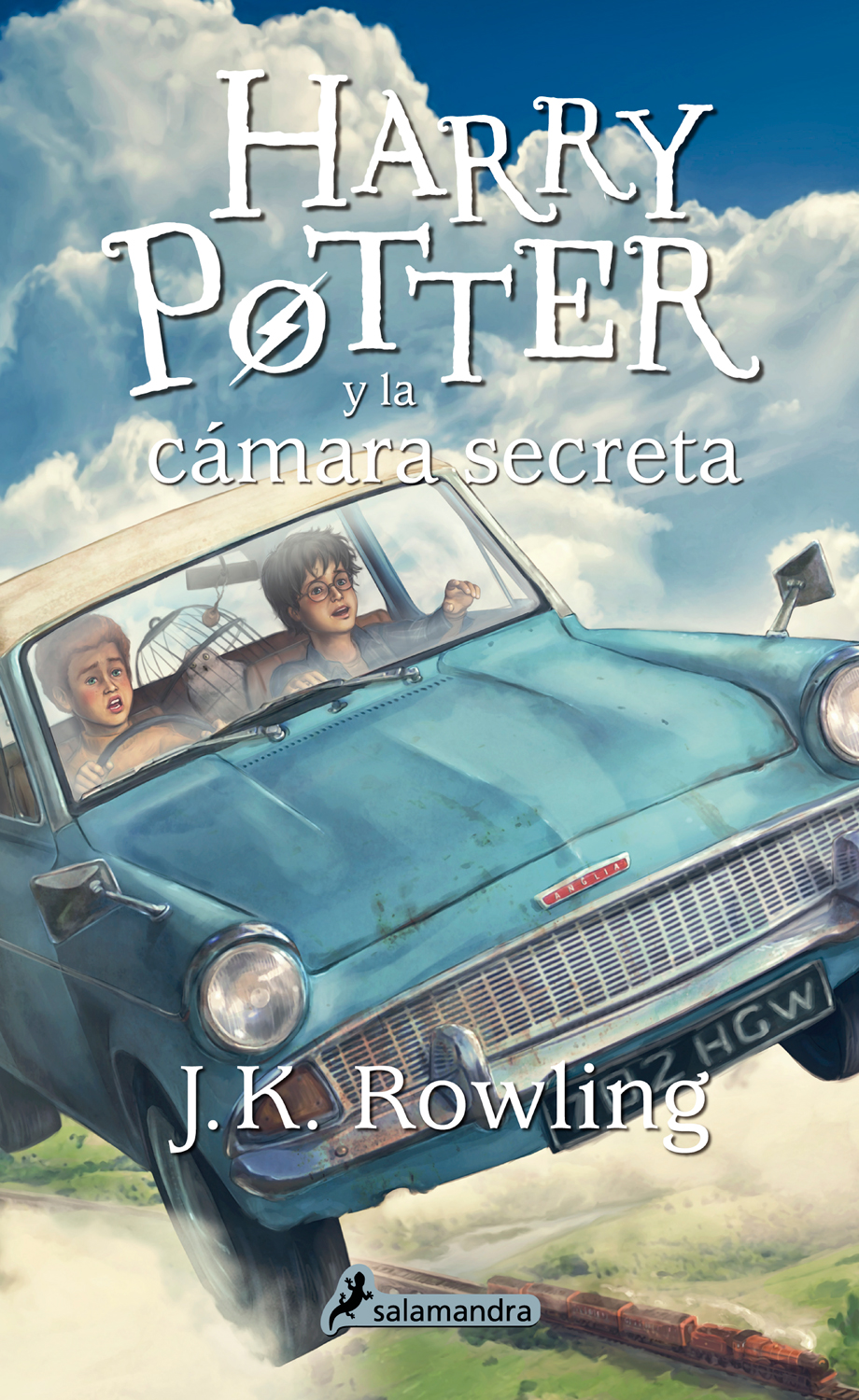 Harry Potter y la cámara secreta - Rowling J. K.