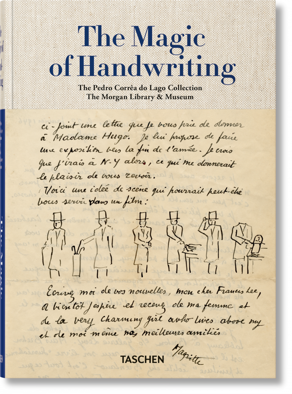 The Magic of Handwriting - Wiedemann Julius