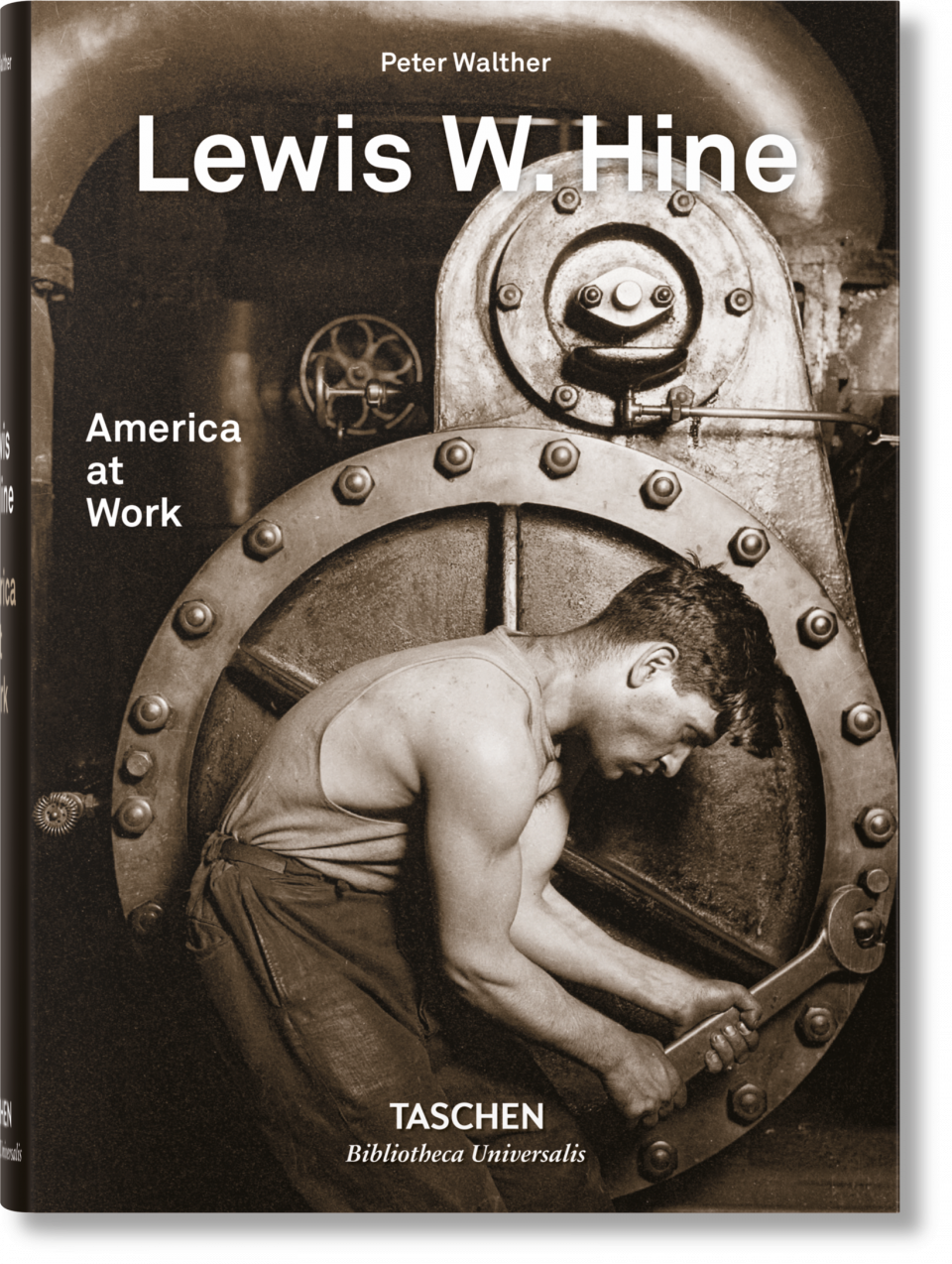 Lewis W. Hine - Walther Peter