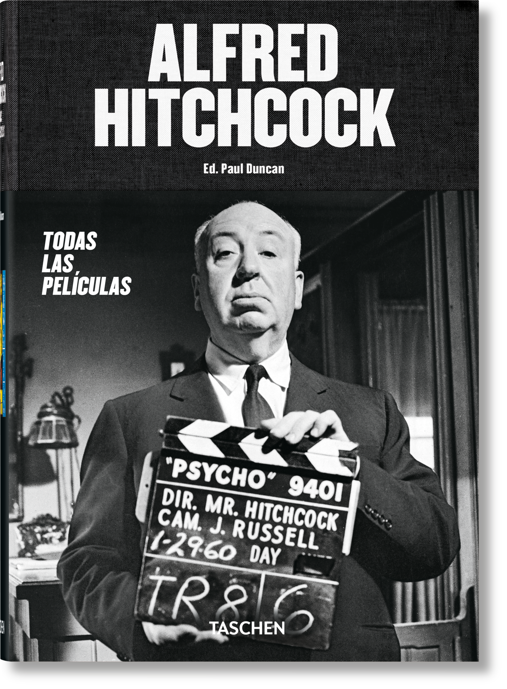 Alfred Hitchcock - Duncan Paul