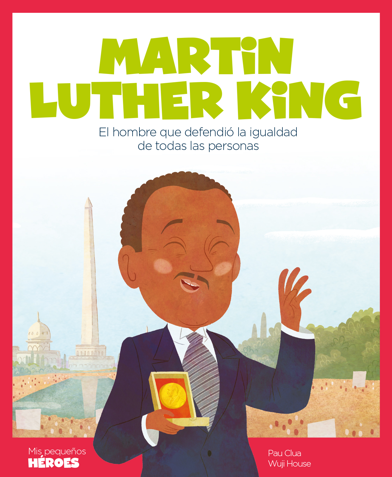 Martin Luther King - Clau Pau