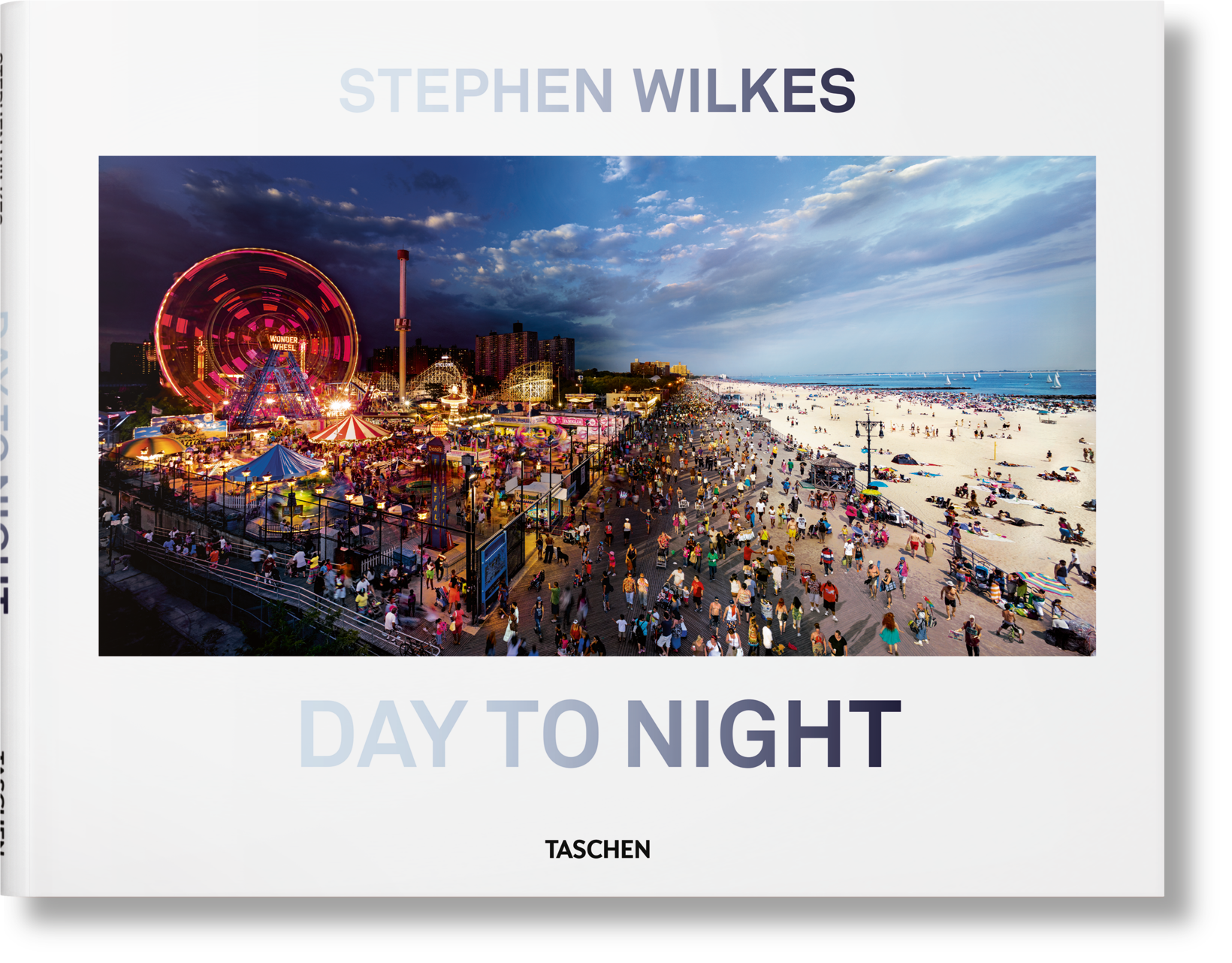 Day to Night - Wilkes Stephen