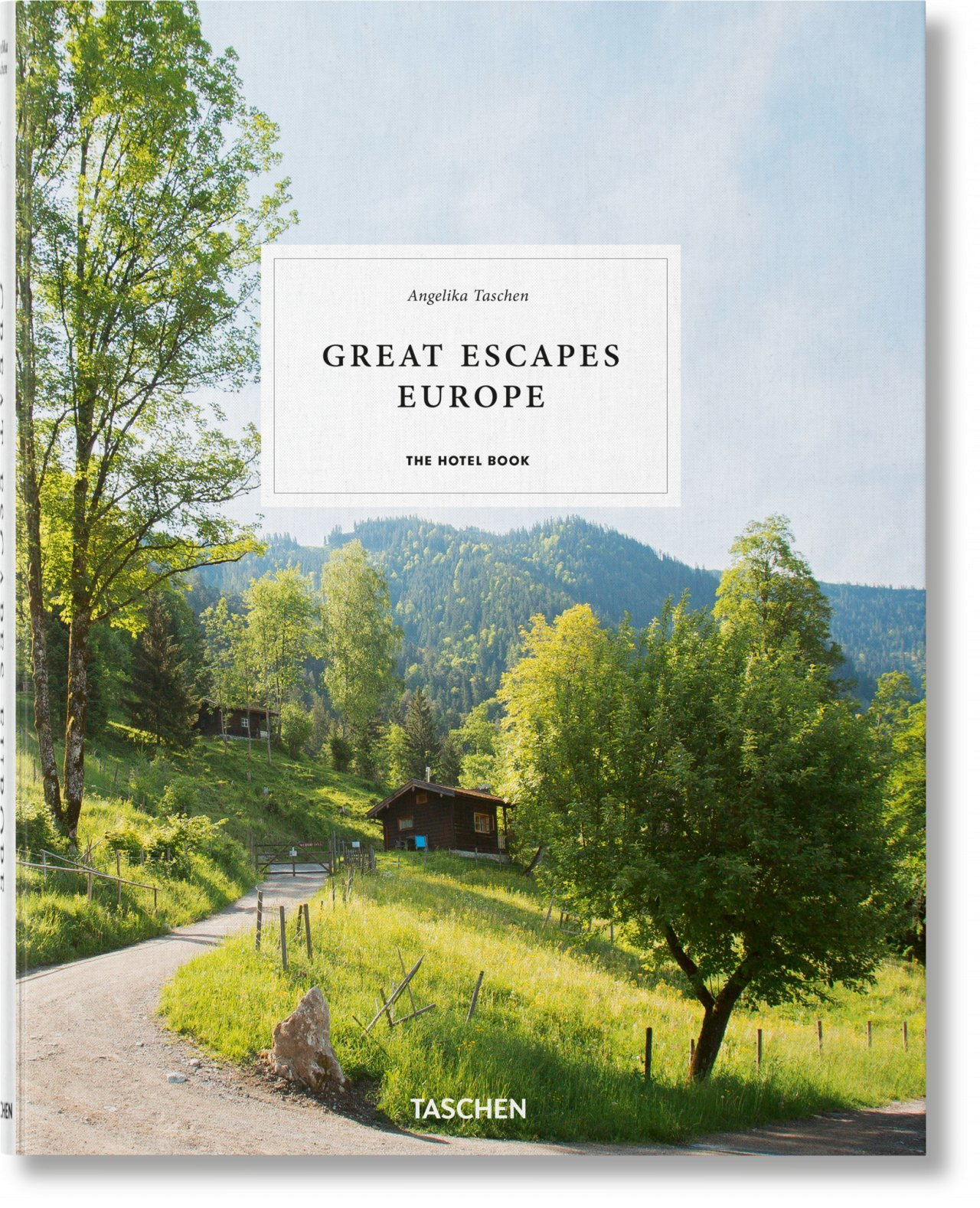 Great Escapes: Europe - Taschen Angelika