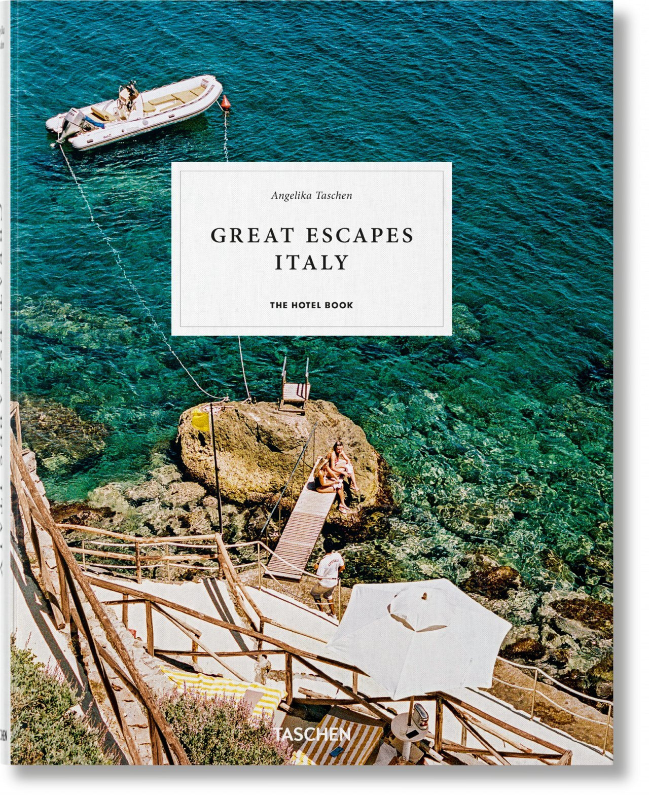 Great Escapes: Italy - Taschen Angelika
