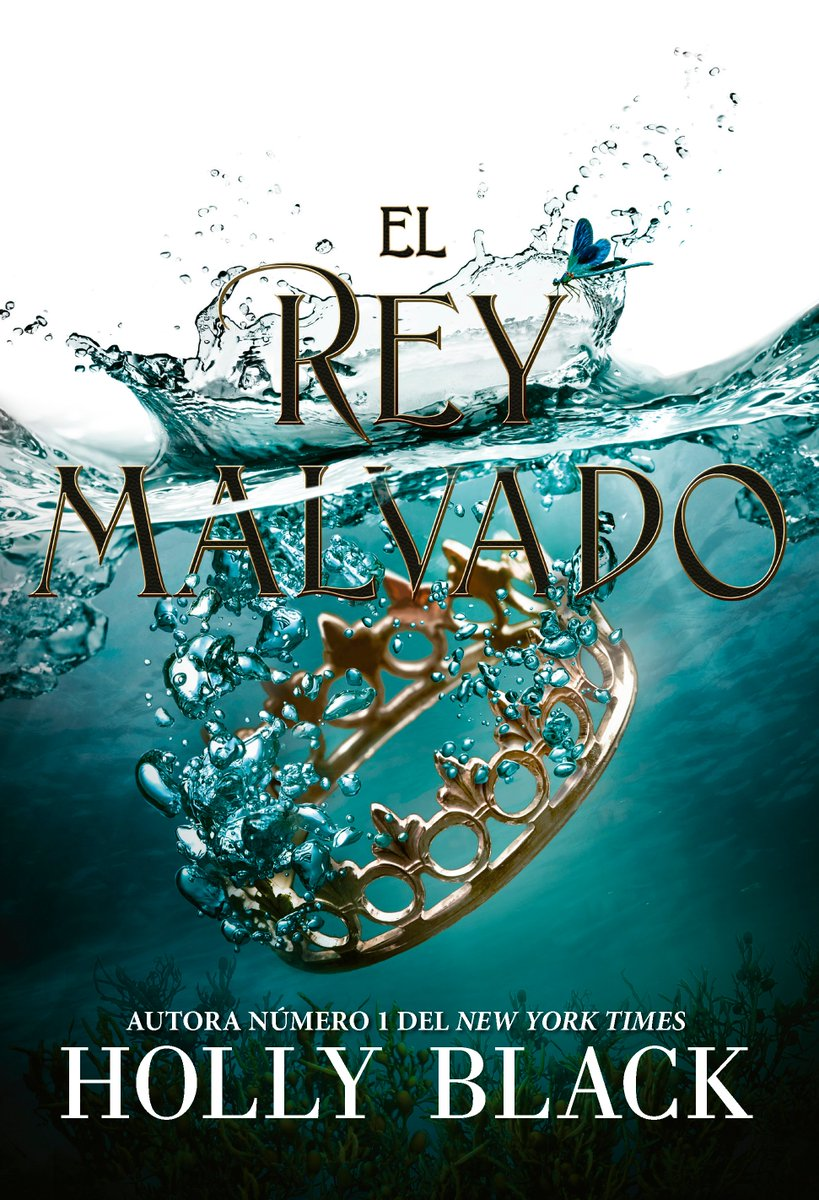El rey malvado - Black Holly