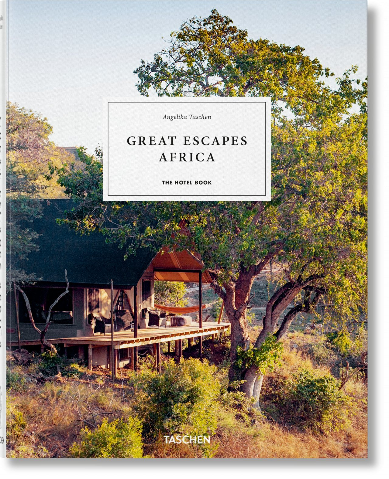 Great Escapes: Africa. - Taschen Angelika