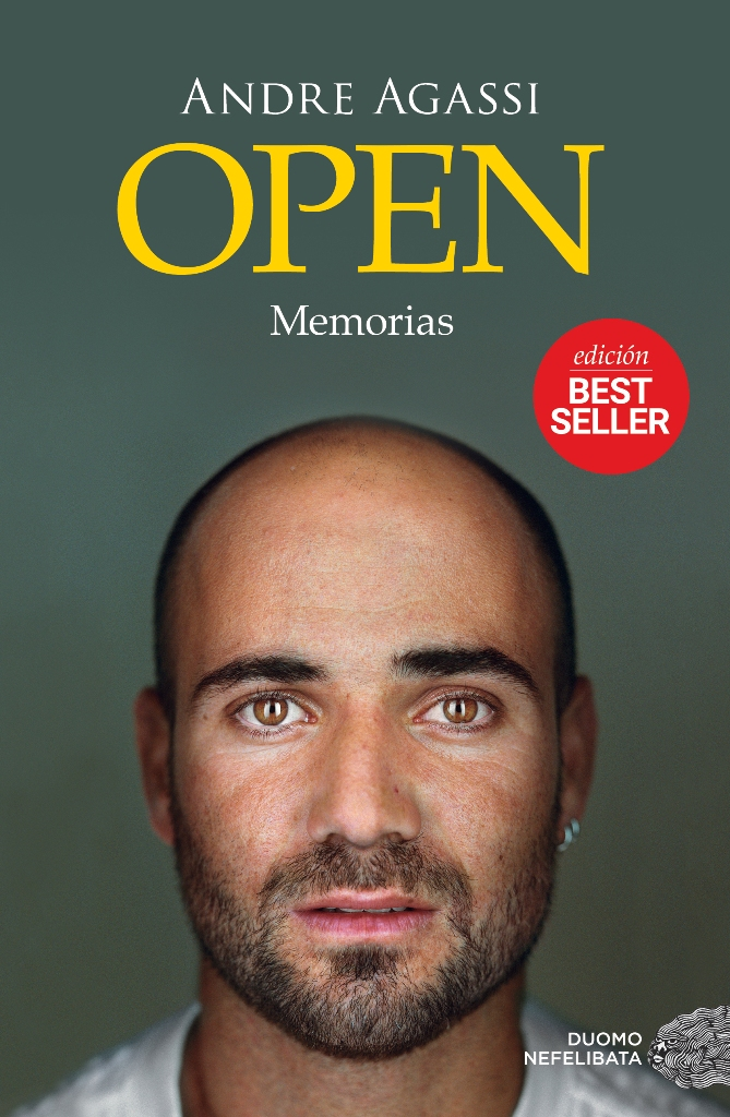 Open - Agassi Andre