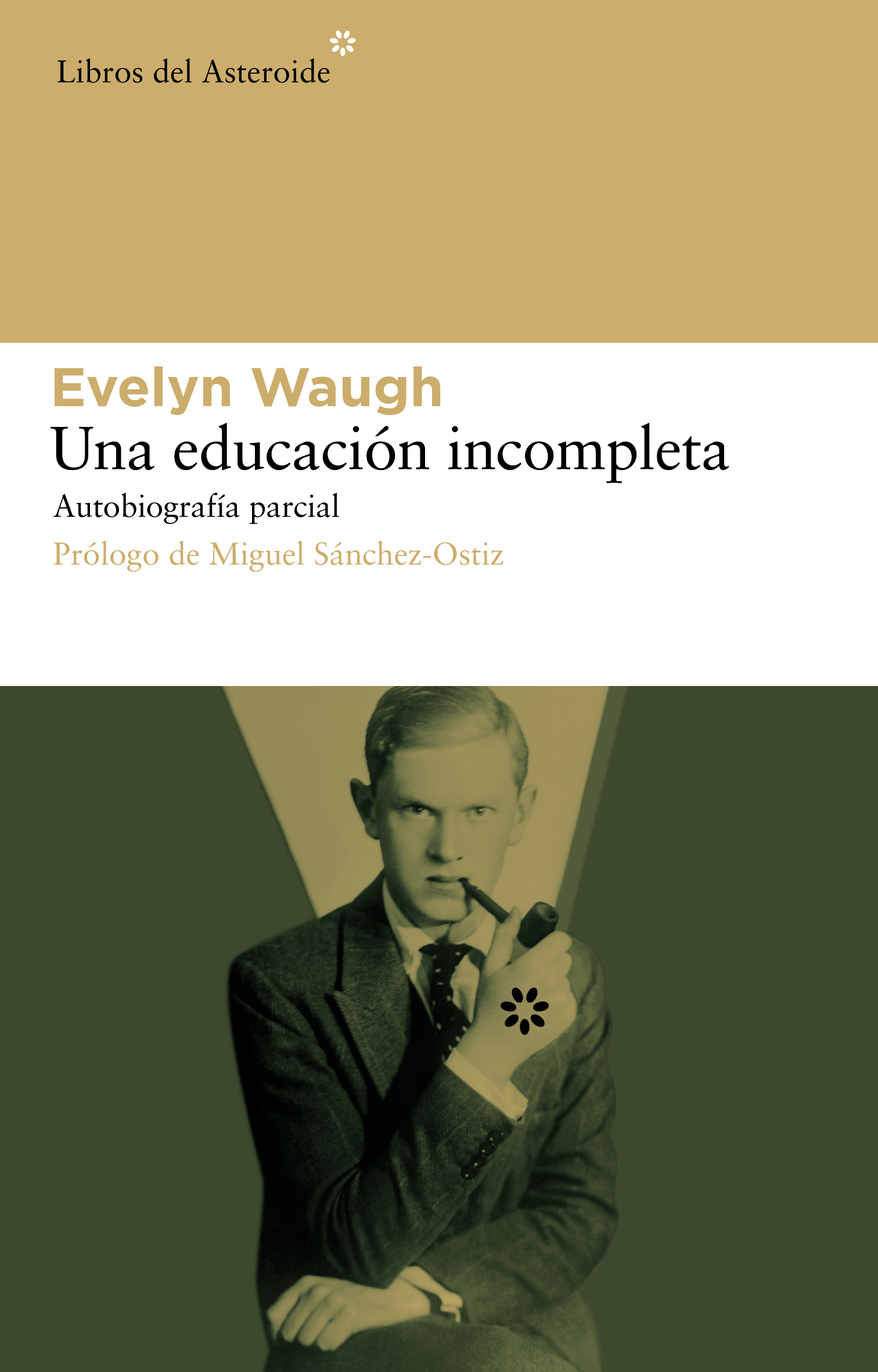 Una educación incompleta - Waugh Evelyn