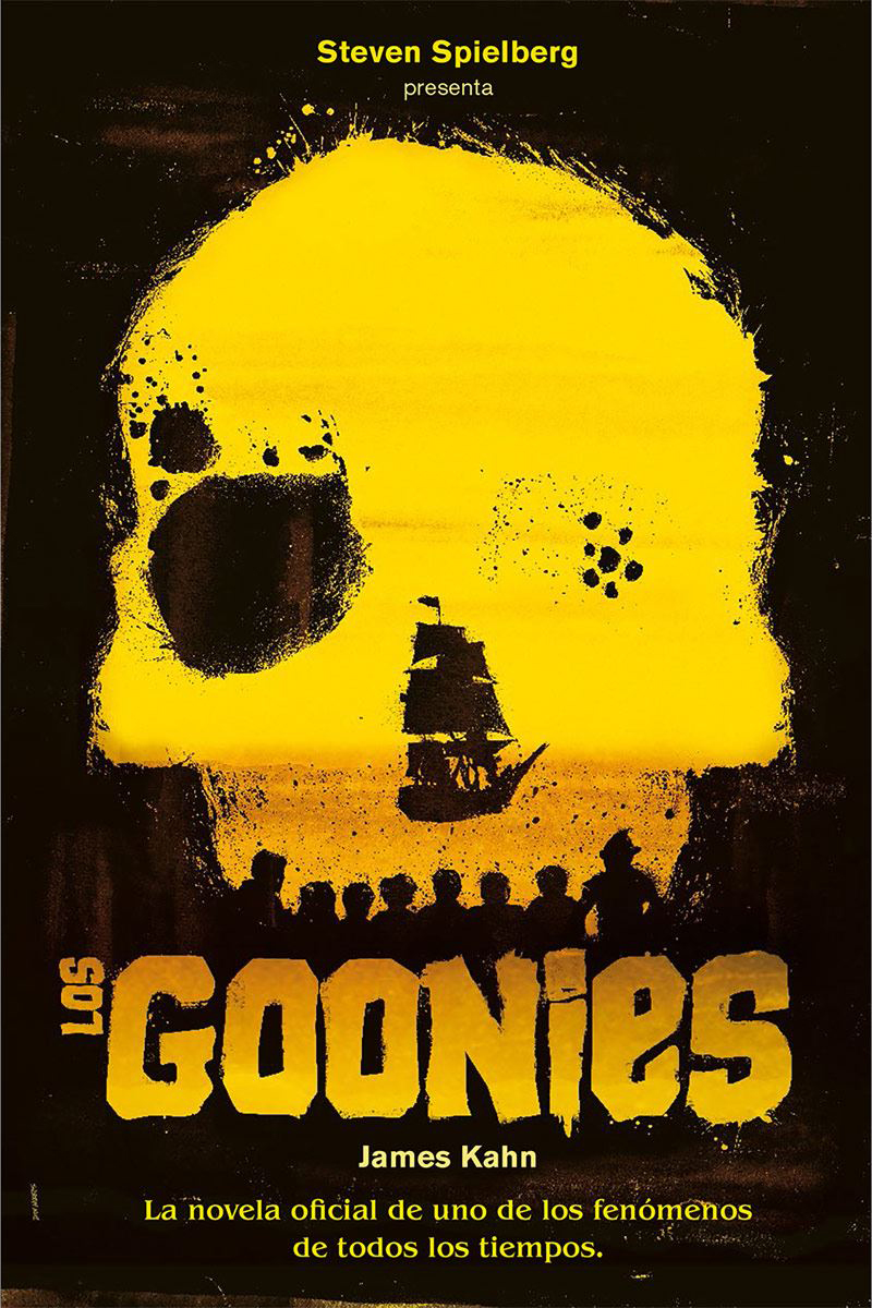 Los Goonies - Kahn James