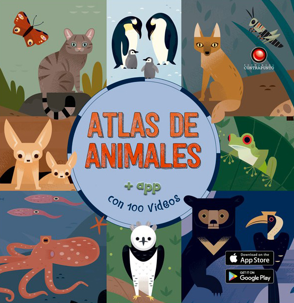 Atlas de Animales - McRae Anne