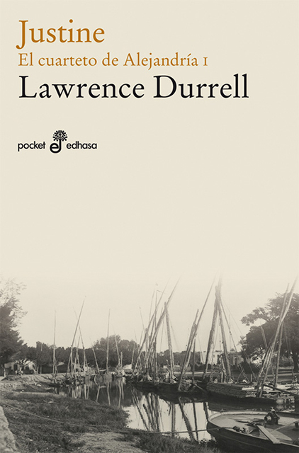 Justine  - Durrell Lawrence