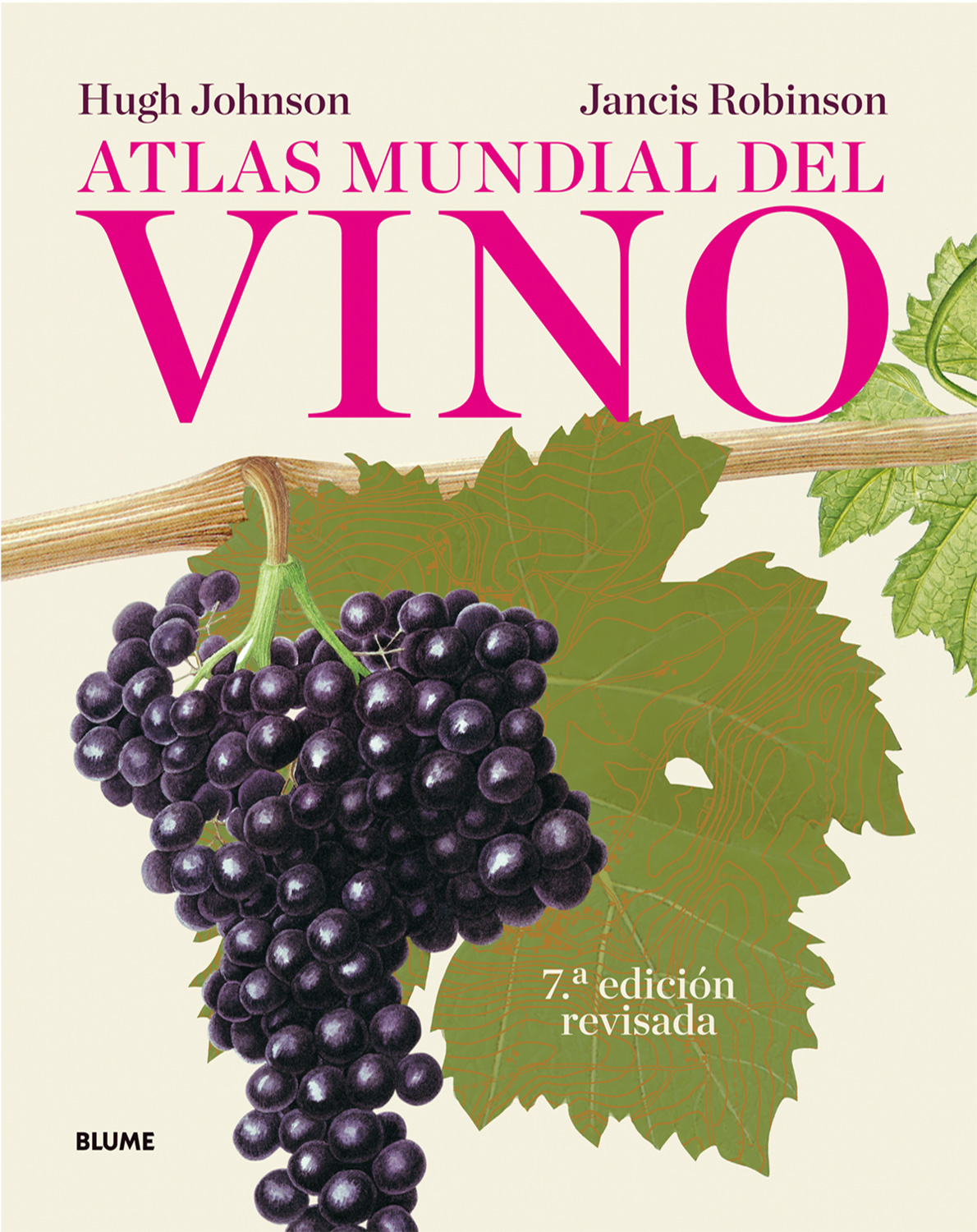 Atlas mundial del vino - Johnson Hugh